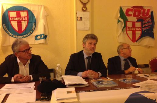Il nuovo CDU si presenta a Torino